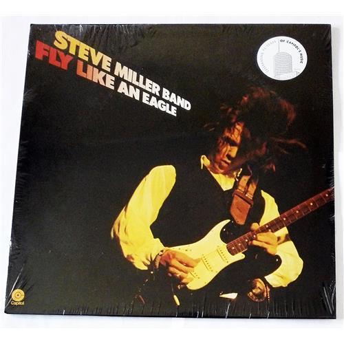 Виниловые пластинки  Steve Miller Band – Fly Like An Eagle / B0024660-01 / Sealed в Vinyl Play магазин LP и CD  08914