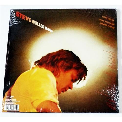 Картинка  Виниловые пластинки  Steve Miller Band – Fly Like An Eagle / B0024660-01 / Sealed в  Vinyl Play магазин LP и CD   08914 1
