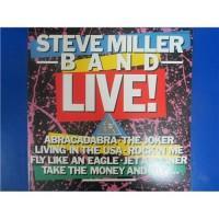 Steve Miller Band – Live! / ECS-81582