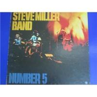 Steve Miller Band – Number 5 / ECS-80910
