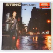 Sting – 57th & 9th / 00602557117745 / Sealed