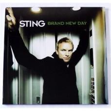 Sting – Brand New Day / 0600753704523 / Sealed