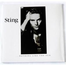 Sting – ...Nothing Like The Sun / AMA 6402 / Sealed