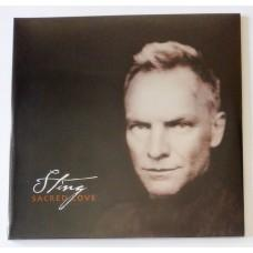 Sting – Sacred Love / 0600753704561 / Sealed