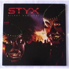 Styx – Kilroy Was Here / AMP-28068