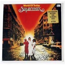 Supermax – World Of Today / 9029548726 / Sealed