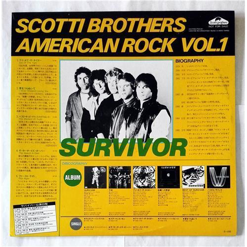 Виниловые пластинки  Survivor, John Cafferty And The Beaver Brown Band – American Rock Vol. 1 / B-1090 в Vinyl Play магазин LP и CD  07500