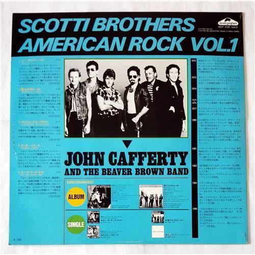 Картинка  Виниловые пластинки  Survivor, John Cafferty And The Beaver Brown Band – American Rock Vol. 1 / B-1090 в  Vinyl Play магазин LP и CD   07500 1