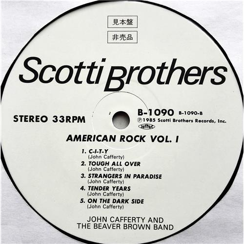 Картинка  Виниловые пластинки  Survivor, John Cafferty And The Beaver Brown Band – American Rock Vol. 1 / B-1090 в  Vinyl Play магазин LP и CD   07500 3