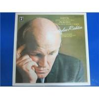 Sviatoslav Richter – Bartok: Piano Concerto No. 2, Prokofiev: Piano Concerto No. 5 In G Major / EAC-85051