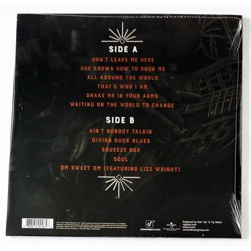 Картинка  Виниловые пластинки  Taj Mahal & Keb Mo – TajMo / 0888072024656 / Sealed в  Vinyl Play магазин LP и CD   09113 1
