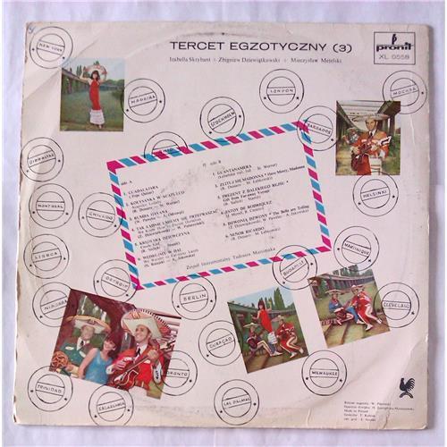 Картинка  Виниловые пластинки  Tercet Egzotyczny – Tercet Egzotyczny (3) / XL 0558 в  Vinyl Play магазин LP и CD   06552 1