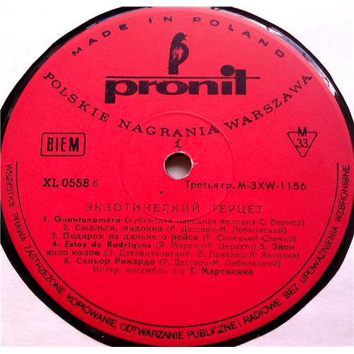 Картинка  Виниловые пластинки  Tercet Egzotyczny – Tercet Egzotyczny (3) / XL 0558 в  Vinyl Play магазин LP и CD   06552 3