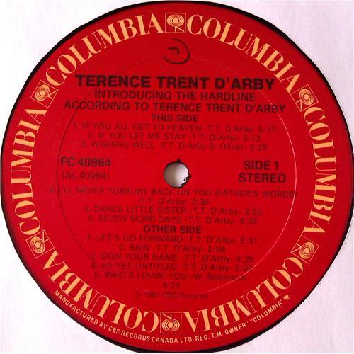 Картинка  Виниловые пластинки  Terence Trent D'Arby – Introducing The Hardline According To Terence Trent D'Arby / FC 40964 в  Vinyl Play магазин LP и CD   05034 4
