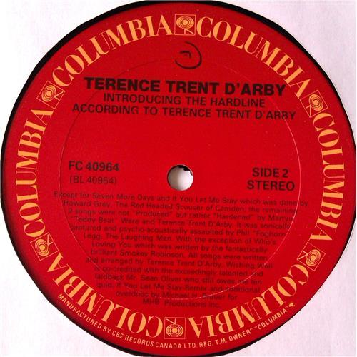 Картинка  Виниловые пластинки  Terence Trent D'Arby – Introducing The Hardline According To Terence Trent D'Arby / FC 40964 в  Vinyl Play магазин LP и CD   05034 5
