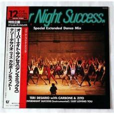 Teri Desario With Joey Carbone & Richie Zito – Overnight Success / 12·3H-155