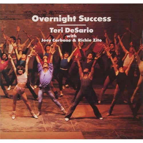 Виниловые пластинки  Teri Desario With Joey Carbone & Richie Zito – Overnight Success / 28·3H-154 в Vinyl Play магазин LP и CD  02008