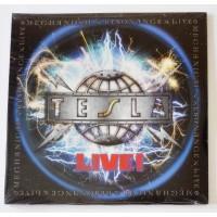 Tesla – Mechanical Resonance Live! / MBV8701 / Sealed