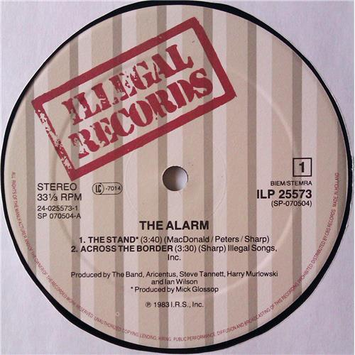 Картинка  Виниловые пластинки  The Alarm – The Alarm / ILP 25573 в  Vinyl Play магазин LP и CD   04702 2