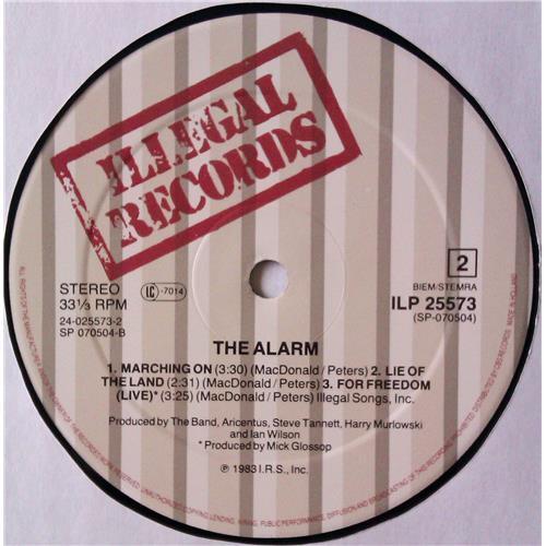 Картинка  Виниловые пластинки  The Alarm – The Alarm / ILP 25573 в  Vinyl Play магазин LP и CD   04702 3