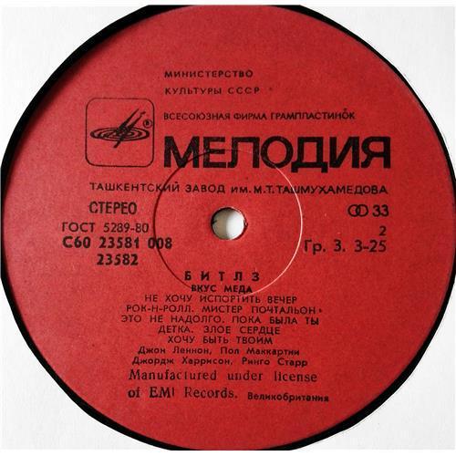 Картинка  Виниловые пластинки  The Beatles – A Taste Of Honey / С60 23581 008 в  Vinyl Play магазин LP и CD   09036 3