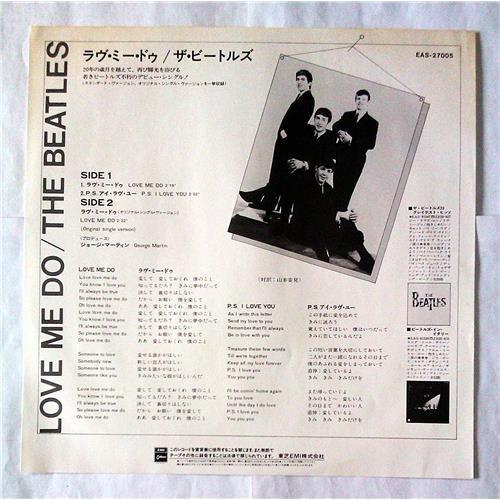 Картинка  Виниловые пластинки  The Beatles – Love Me Do / EAS-27005 в  Vinyl Play магазин LP и CD   07170 2
