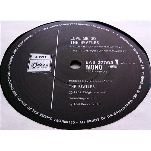 Картинка  Виниловые пластинки  The Beatles – Love Me Do / EAS-27005 в  Vinyl Play магазин LP и CD   07170 3