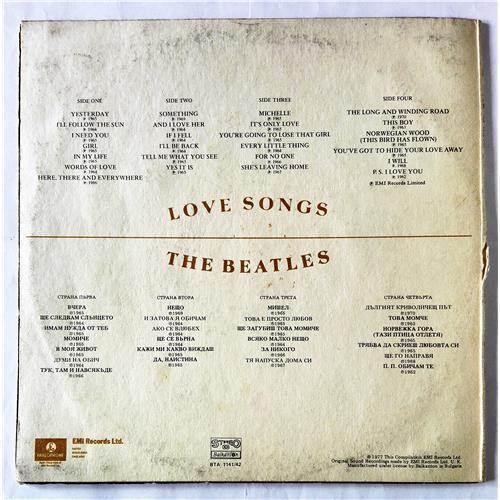 Картинка  Виниловые пластинки  The Beatles – Love Songs / ВТА 1141/42 в  Vinyl Play магазин LP и CD   08989 3
