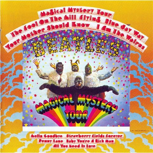Виниловые пластинки  The Beatles – Magical Mystery Tour / C1-48062 / Sealed в Vinyl Play магазин LP и CD  01601