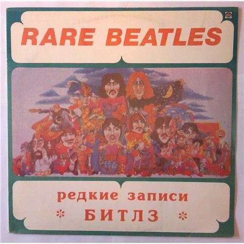 Виниловые пластинки  The Beatles – Rare Beatles / R60 01983 в Vinyl Play магазин LP и CD  03819