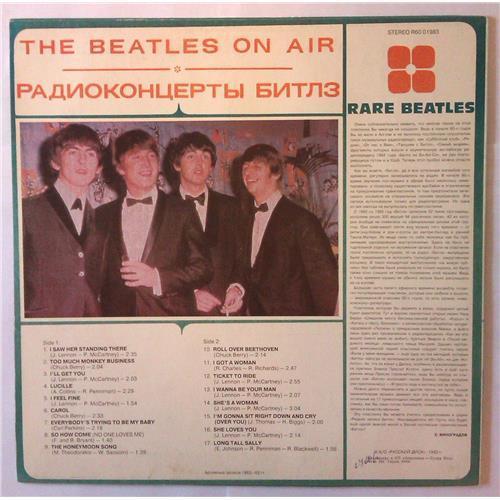 Картинка  Виниловые пластинки  The Beatles – Rare Beatles / R60 01983 в  Vinyl Play магазин LP и CD   03819 1