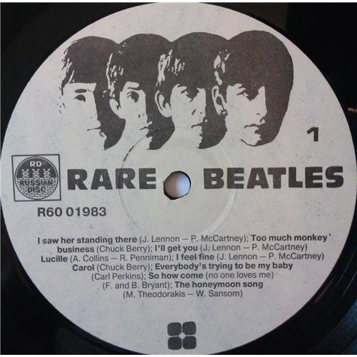 Картинка  Виниловые пластинки  The Beatles – Rare Beatles / R60 01983 в  Vinyl Play магазин LP и CD   03819 2