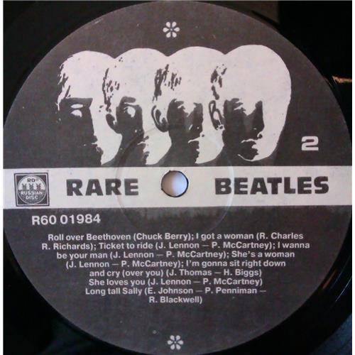 Картинка  Виниловые пластинки  The Beatles – Rare Beatles / R60 01983 в  Vinyl Play магазин LP и CD   03819 3