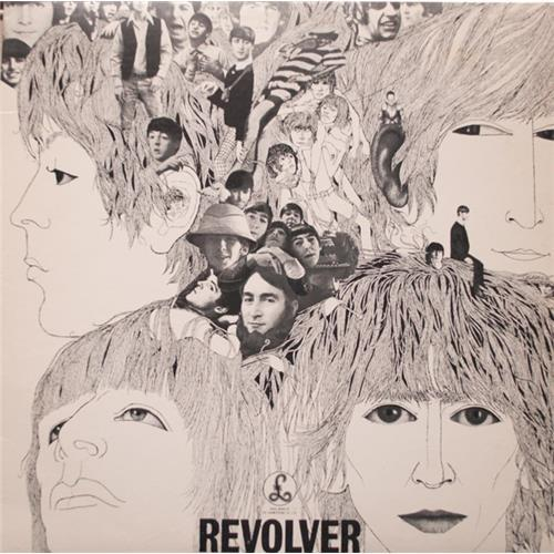 Виниловые пластинки  The Beatles – Revolver / CLJ-46441 / Sealed в Vinyl Play магазин LP и CD  01606