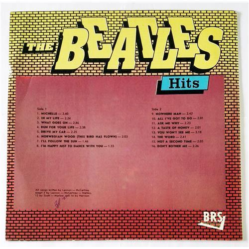 Картинка  Виниловые пластинки  The Beatles – The Beatles Hits / A90-00827 в  Vinyl Play магазин LP и CD   09035 1