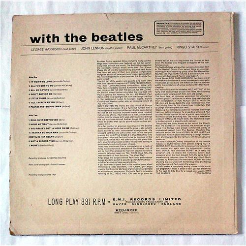Картинка  Виниловые пластинки  The Beatles – With The Beatles / EAS-80551 в  Vinyl Play магазин LP и CD   07165 1