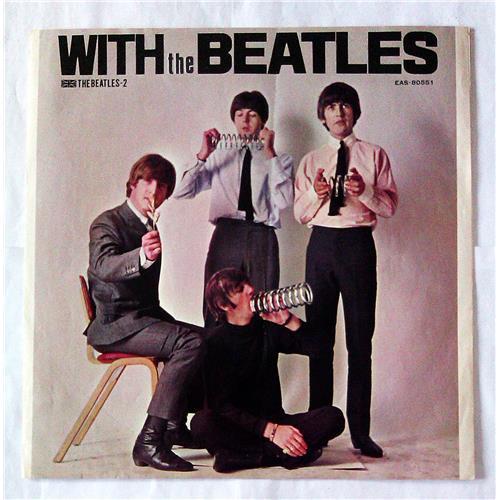 Картинка  Виниловые пластинки  The Beatles – With The Beatles / EAS-80551 в  Vinyl Play магазин LP и CD   07165 2