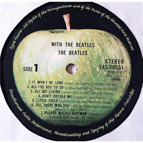 Картинка  Виниловые пластинки  The Beatles – With The Beatles / EAS-80551 в  Vinyl Play магазин LP и CD   07165 4