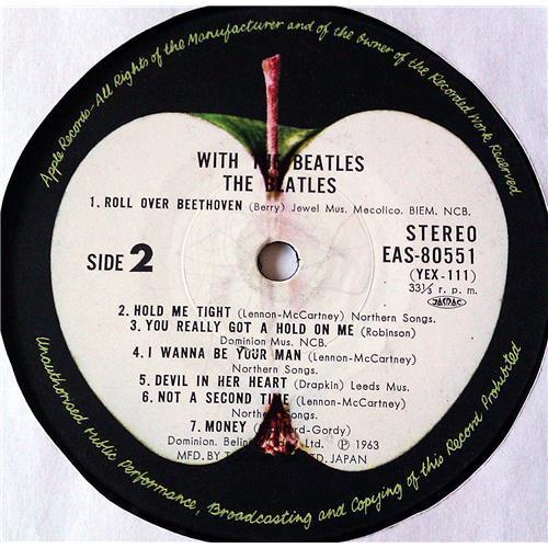 Картинка  Виниловые пластинки  The Beatles – With The Beatles / EAS-80551 в  Vinyl Play магазин LP и CD   07165 5