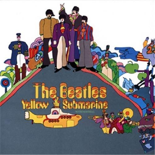Виниловые пластинки  The Beatles – Yellow Submarine / C1-46445 / Sealed в Vinyl Play магазин LP и CD  01602