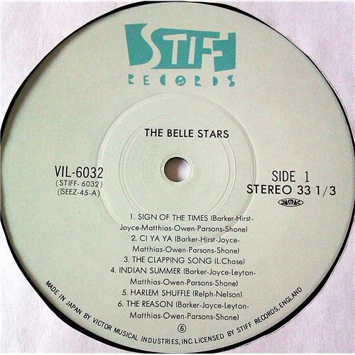 Картинка  Виниловые пластинки  The Belle Stars – The Belle Stars / VIL-6032 в  Vinyl Play магазин LP и CD   07228 4