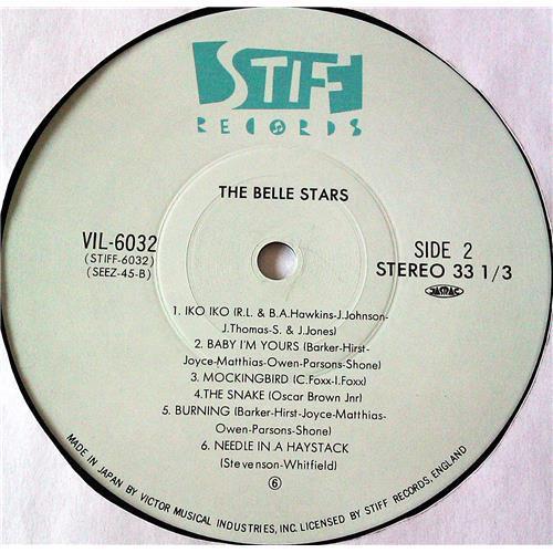 Картинка  Виниловые пластинки  The Belle Stars – The Belle Stars / VIL-6032 в  Vinyl Play магазин LP и CD   07228 5