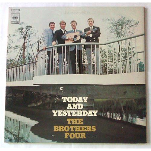 Виниловые пластинки  The Brothers Four – Today And Yesterday / SONX 60023 в Vinyl Play магазин LP и CD  05583