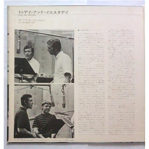 Картинка  Виниловые пластинки  The Brothers Four – Today And Yesterday / SONX 60023 в  Vinyl Play магазин LP и CD   05583 1