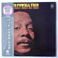 The Bud Powell Trio – The Bud Powell Trio / LFR-8858