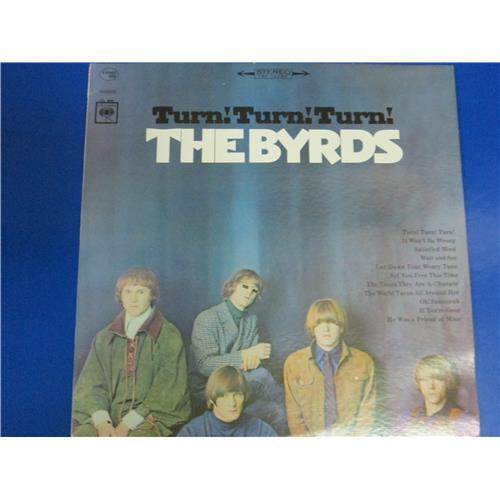 Виниловые пластинки  The Byrds – Turn! Turn! Turn! / CL 2454 в Vinyl Play магазин LP и CD  04151
