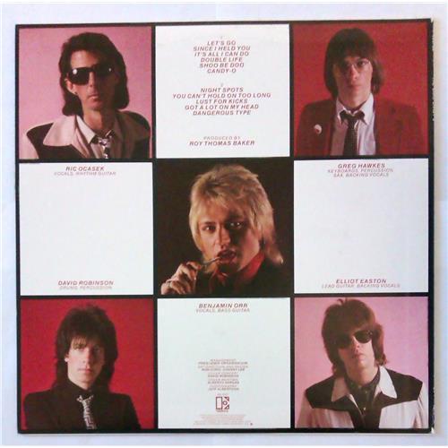 Картинка  Виниловые пластинки  The Cars – Candy-O / P-10672E в  Vinyl Play магазин LP и CD   04807 1