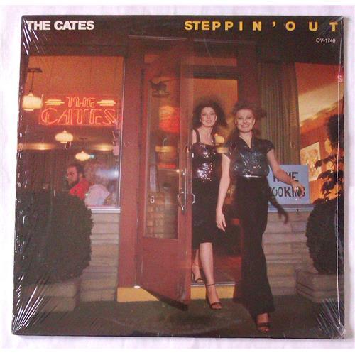 Виниловые пластинки  The Cates – Steppin' Out / OV 1740 / Sealed в Vinyl Play магазин LP и CD  06091