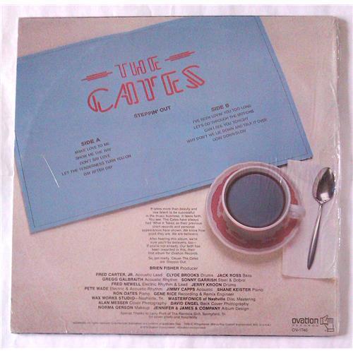 Картинка  Виниловые пластинки  The Cates – Steppin' Out / OV 1740 / Sealed в  Vinyl Play магазин LP и CD   06091 1