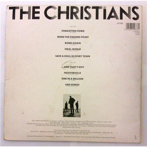 Картинка  Виниловые пластинки  The Christians – The Christians / ILPS 9876 в  Vinyl Play магазин LP и CD   04805 3